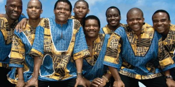 The internationally renowned, South African all-male a cappella singing group, Ladysmith Black Mambazo, will perform in Milwaukee on Thursday.