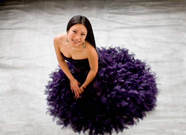 Pianist Xiayin Wang