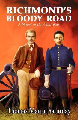 Thomas Martin Saturday's first story in the Eaton-Ellis series takes place in spring/summer of 1862, at the start of the Peninsula Campaign of the Civil War.