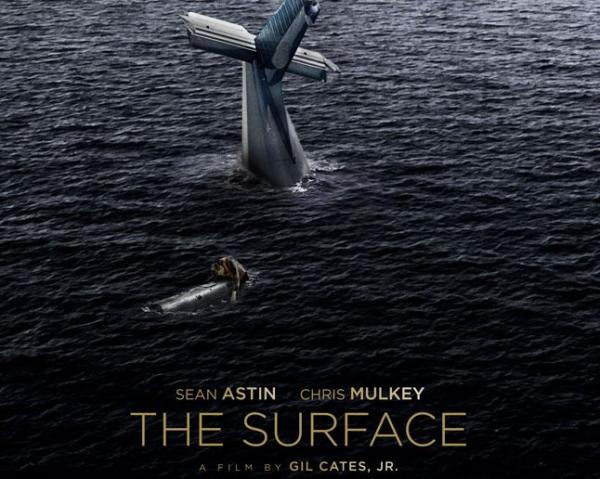 "Current movie poster for ""The Surface"""
