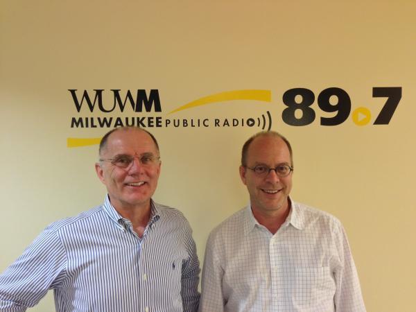Tom Luljak and Jim Wasley