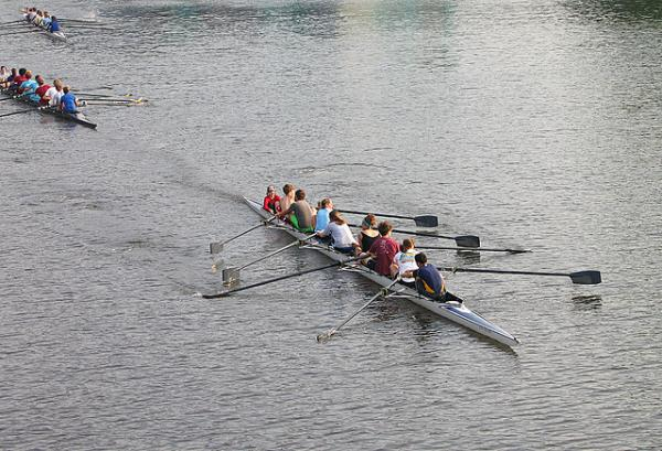 Milwaukee will be flooded with row teams from Wisconsin, Minnesota, and Illinois on September 21st.