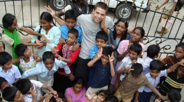 """Steve Hoover's """"Blood Brother"""" documentary on an orphanage for HIV positive children"""
