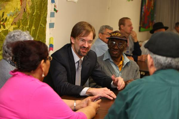 Milwaukee County Executive Chris Abele's proposed budget has come under fire over funding cuts.