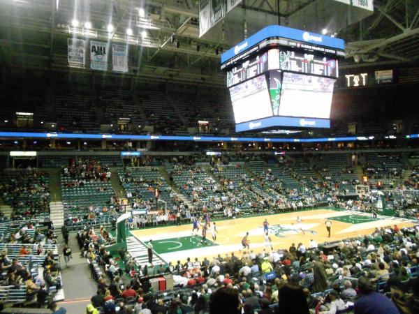The Milwaukee Bucks have one of the worst attendance rates in the NBA.
