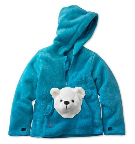 HoodiePet was created by the Kempes, a Milwaukee family. This particular design is designer Alexia Kempe's favorite.