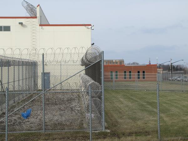 Milwaukee County House of Correction in Franklin