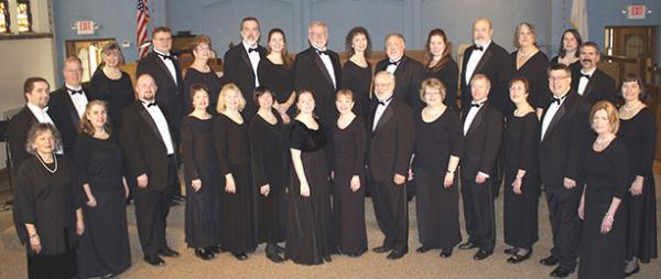The Master Singers of Milwaukee will perform with local high school students this Saturday.
