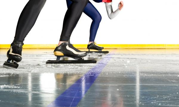 We meet a long-track speed-skater bound for the Olympics, who is training locally at the Pettit National Ice Center.