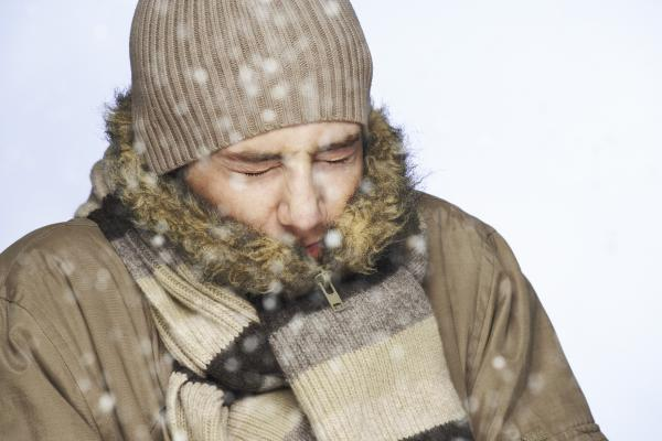 What should you look out for in this cold weather?
