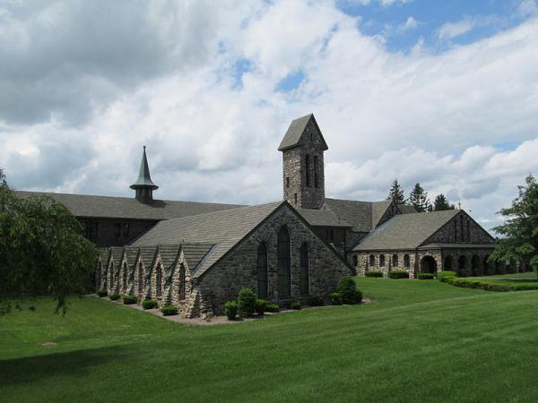 Wauwatosa resident Richard Hedderman heads to St. Joseph's Abbey in Massachusetts for his annual retreat.