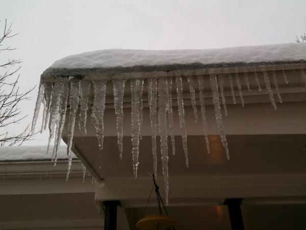 Thawing after a deep freeze can pose potential problems for your home.
