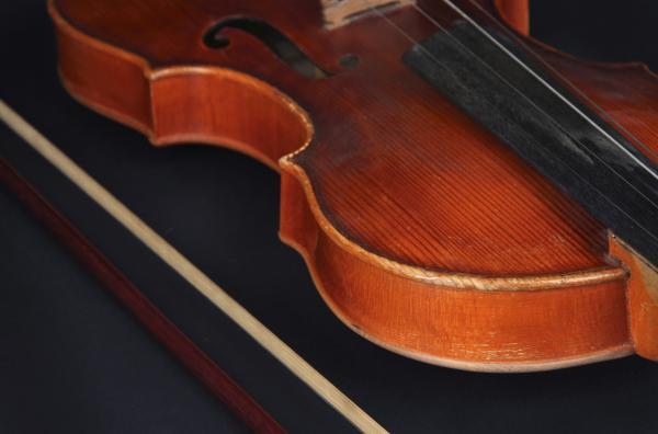 A violin maker reflects on what was lost with the theft of a Stradivarius violin in Milwaukee.