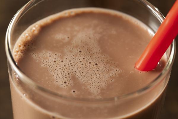 Chocolate milk does an athlete's body good.
