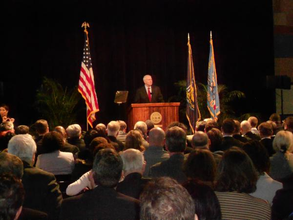 Mayor Barrett delivers 2014 State of the City Address