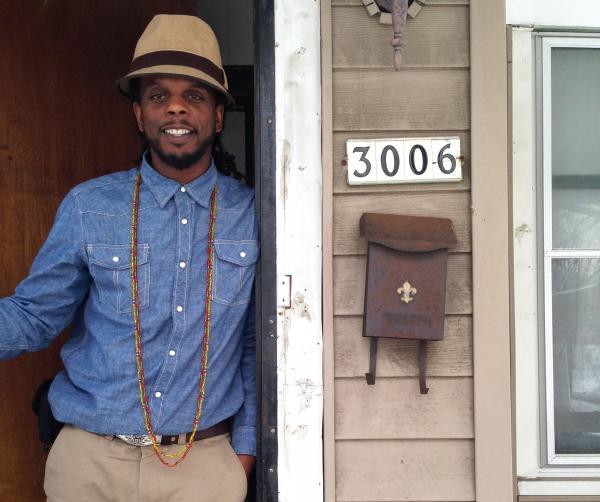 Dennis Walton is helping to start a new neighborhood association in 53206.