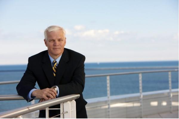 Rich Meeusen is the co-founder and co-chair of Milwaukee's Water Council.