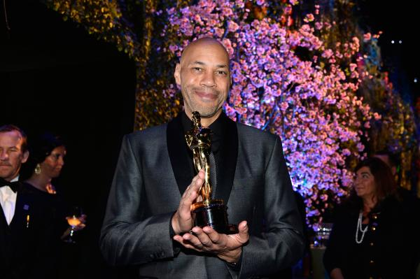 Screenwriter John Ridley won an Oscar for the Best Screenplay Based on Material Previously Produced or Published for '12 Years a Slave.'