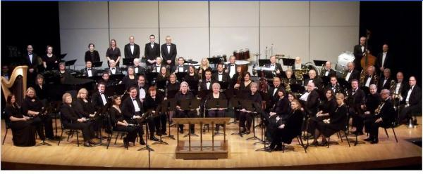 The Knightwind Ensemble started 60 years ago as an Elk Lodge wind band.