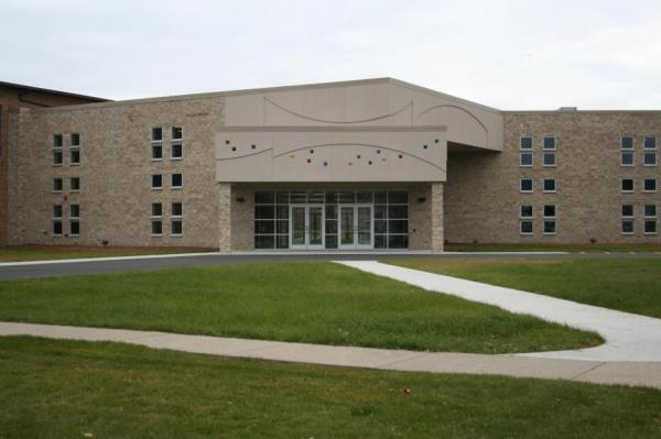 Eastbrook Academy is a small voucher school on Milwaukee's north side.