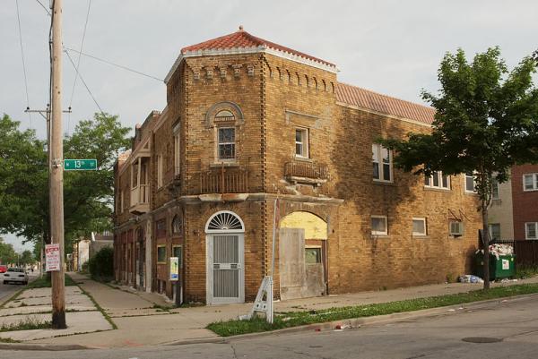 Arlington Heights neighborhood in Milwaukee