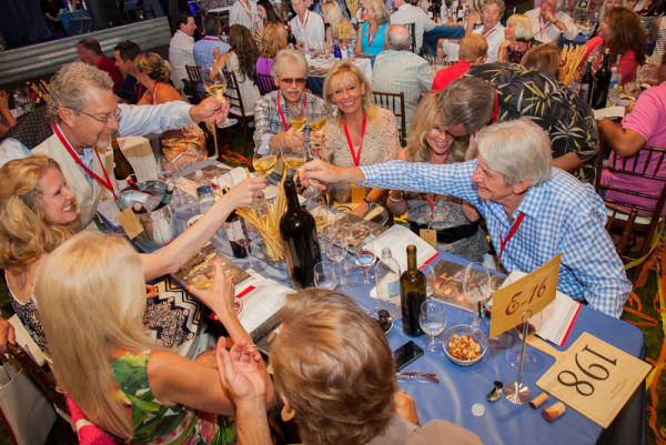 Wine contributor Ray Fister says Auction Napa Valley (pictured here) could offer a model for community fundraising.