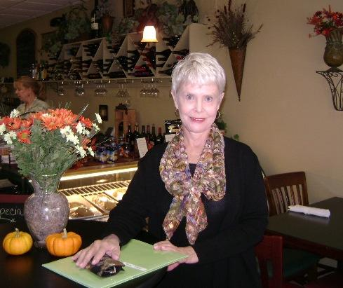 Poet Mary Jo Balistreri memorializes her grandsons in her collection of poetry, Gathering the Harvest.