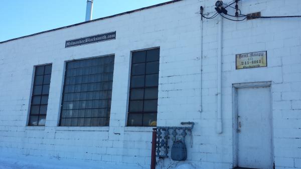 Milwaukee Blacksmith Shop