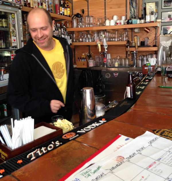 Joe Katz and his siblings own the Highbury bar in Bayview. It's planning for big crowds during the World Cup's four-week run.