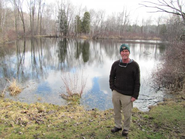 Four area nature centers invited acoustic ecologist Gordon Hempton to speak at a collaborative Earth Day event in April.