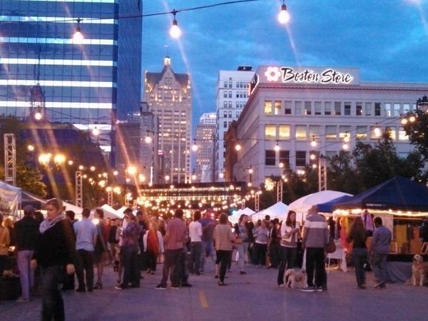 The NEWaukee Night Market