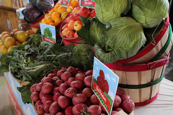 How can Wisconsin get its local produce during the middle of winter? Innovation Kitchen is looking into a solution.