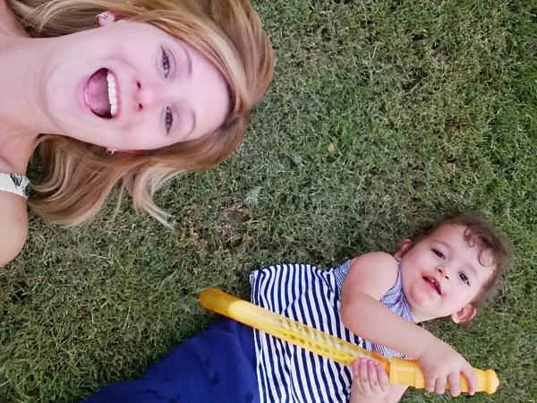 Librarian and poet, Erin Lorandos, reflects about her role as child and mother in poems for Mother's Day.