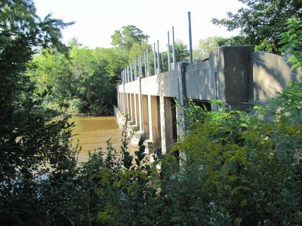 Estrabrook Dam