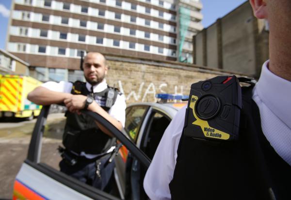 Metropolitan Police in London Trial The Use Of Body Cameras