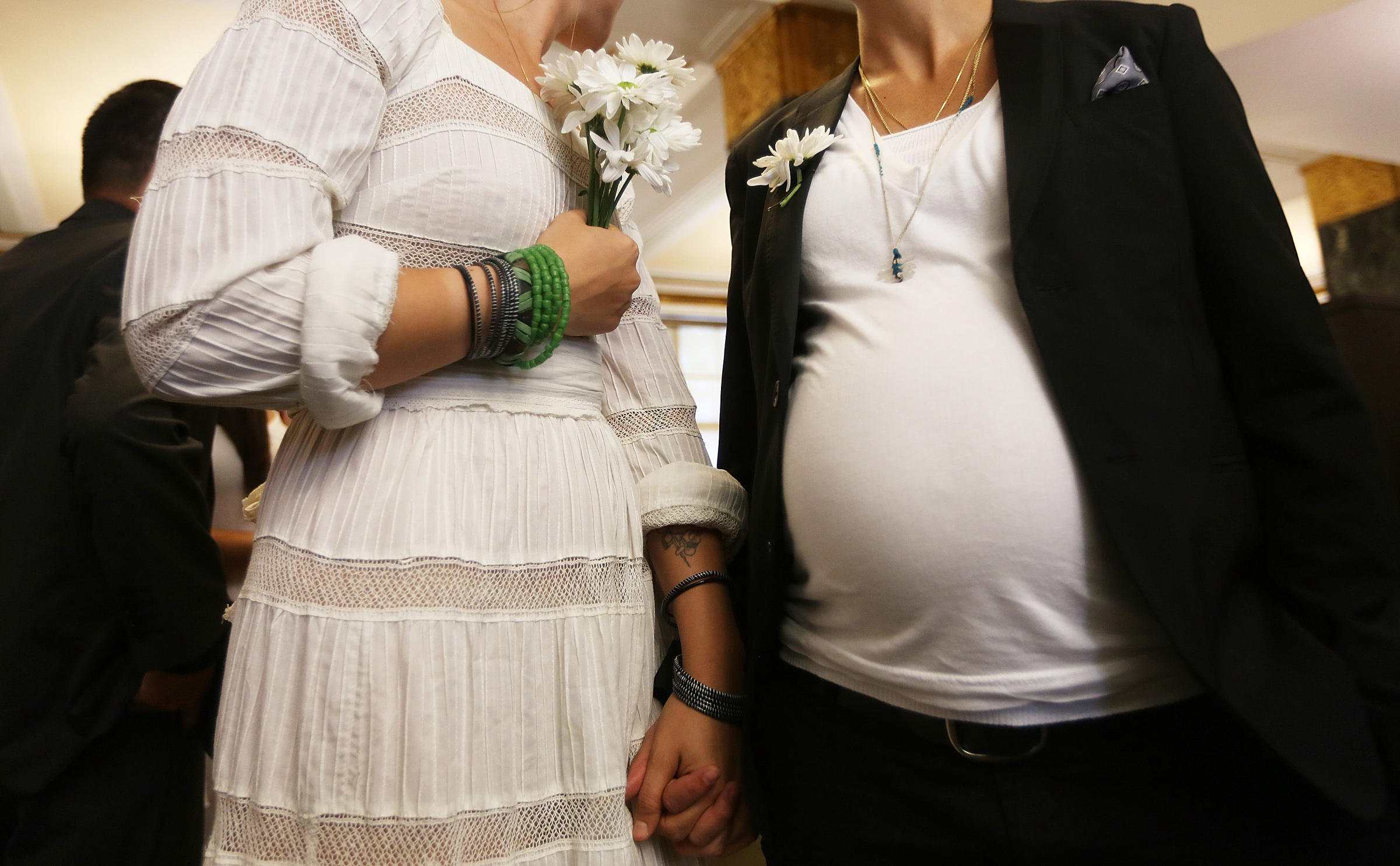 essay wisconsin at tax disadvantage over gay marriage laws wuwm a gay couple gets married days after the supreme court struck down parts of the federal defense of marriage act
