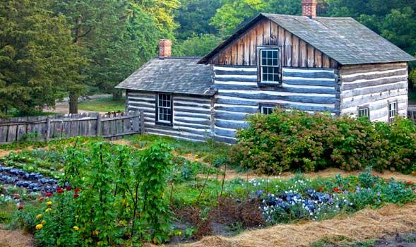 Early Settlers\' Historical Gardens Grow Again | WUWM