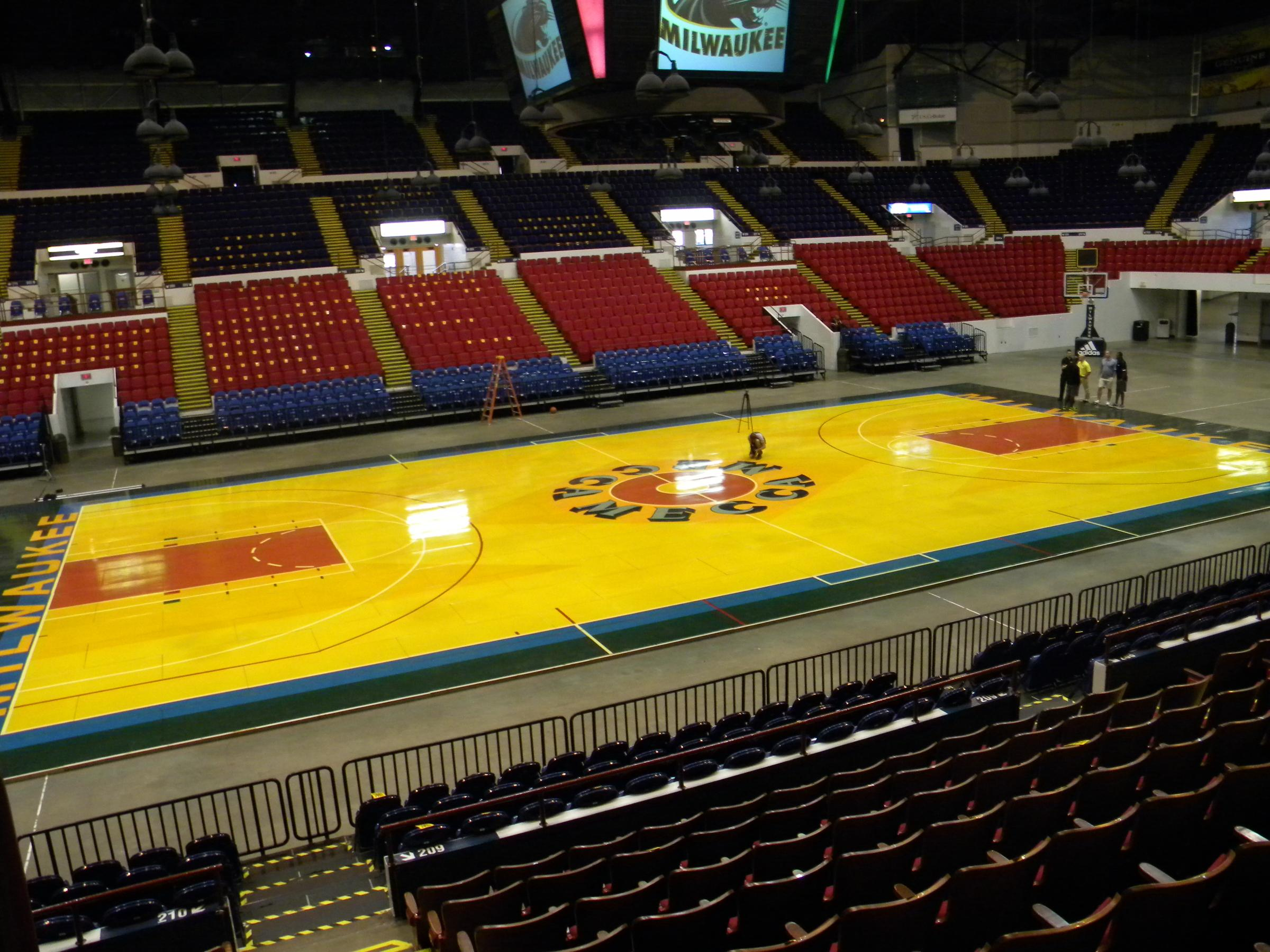 spacious stadium this university in graphic hawaii stands pin floors out of really basketball floor