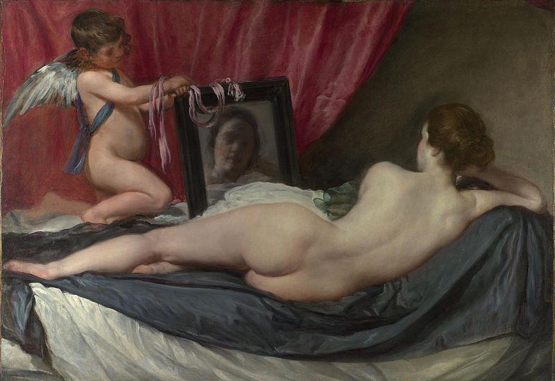Nude art history