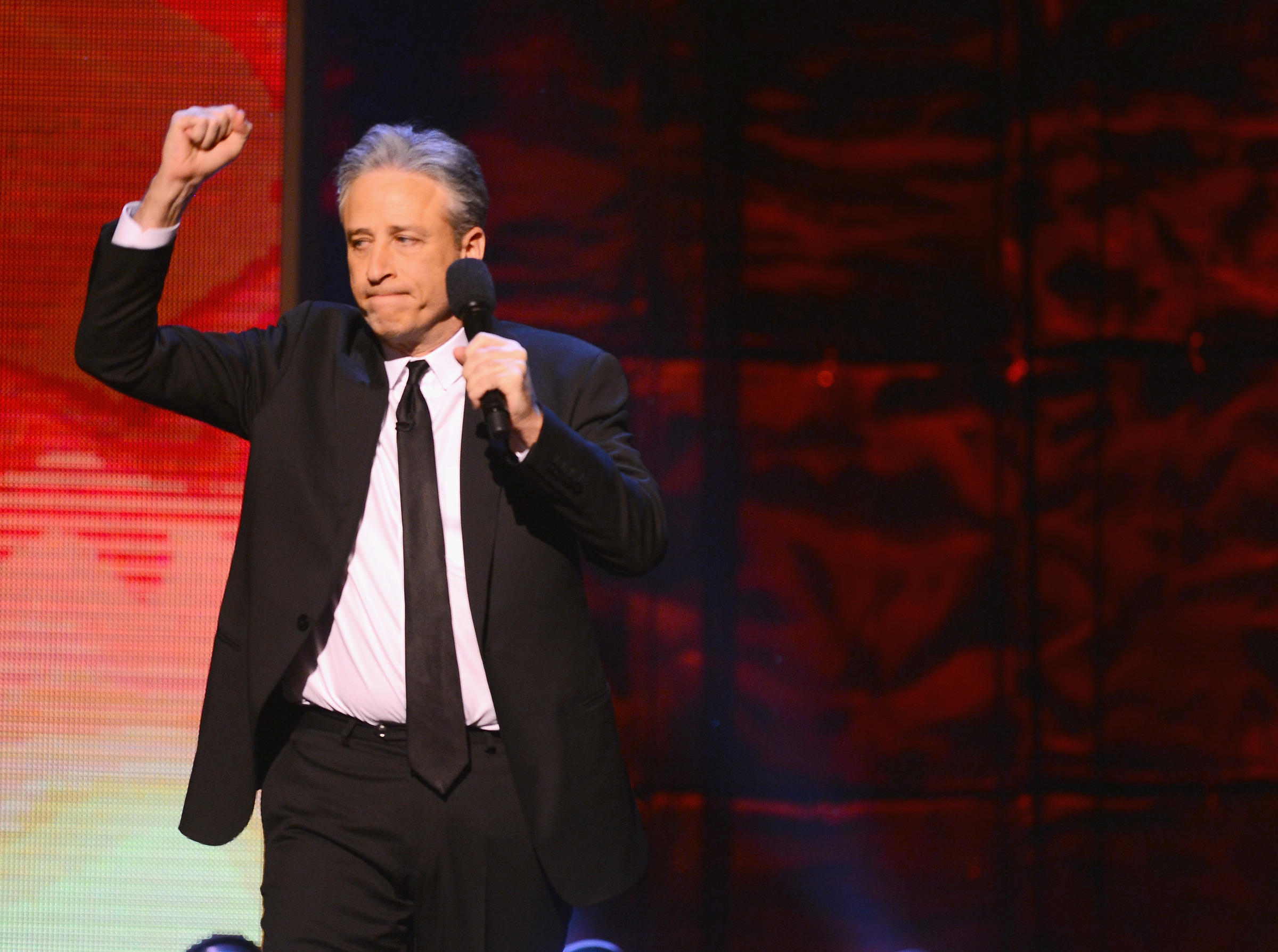 """Jon Stewart will be leaving """"The Daily Show"""" after 16 years as its ..."""