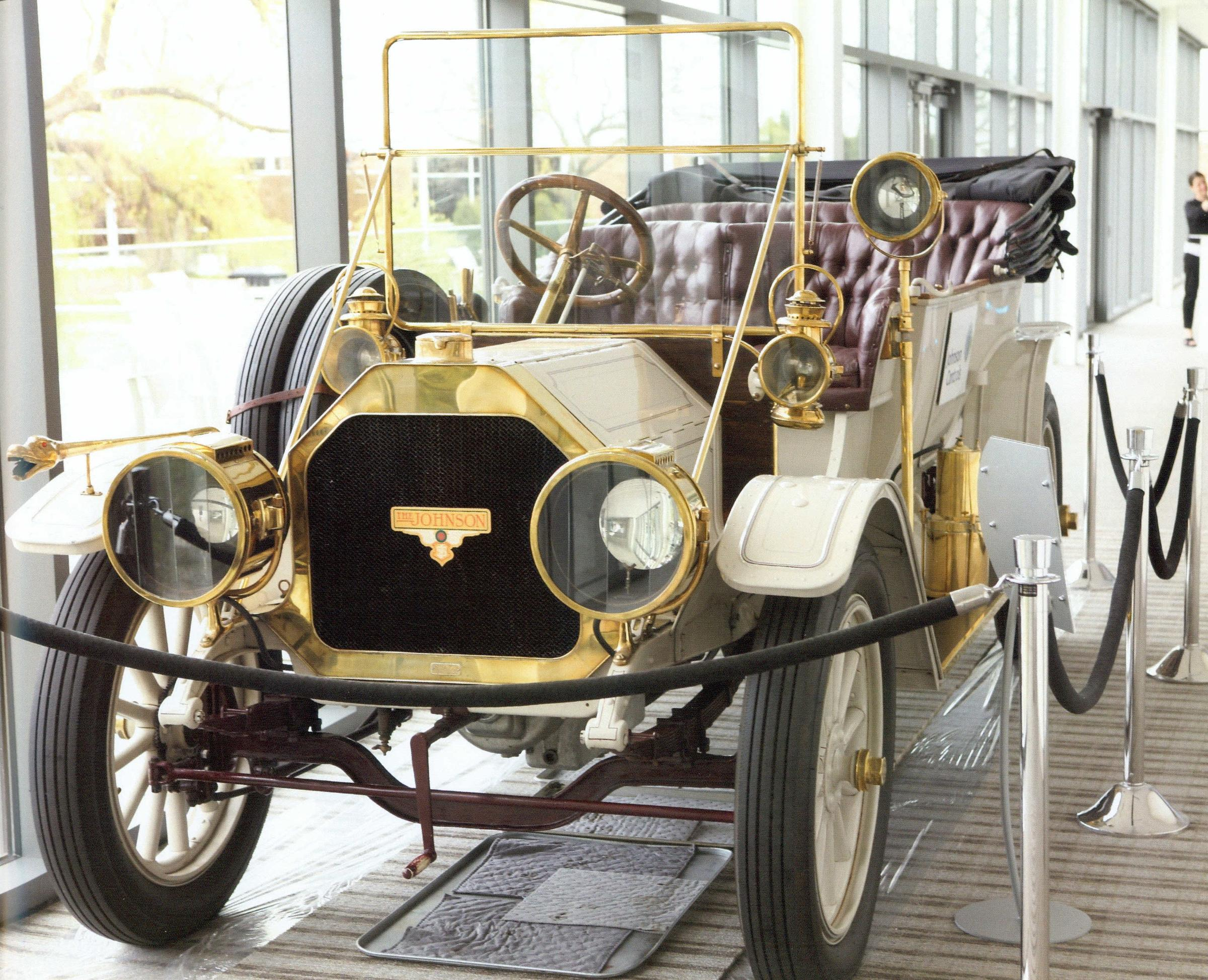Johnson Controls Car Manufacturer? The Little Known History of ...