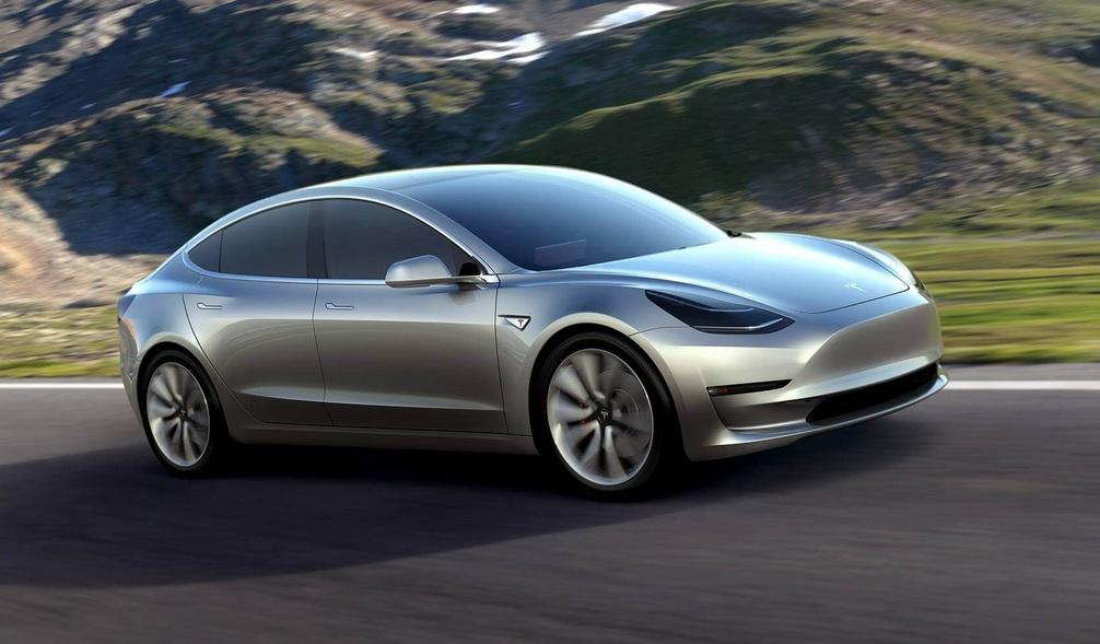 The New Tesla Model 3 Is Company S Most Affordable Electric Car Yet Starting At 35 000 With A Range Of 215 Miles Per Charge
