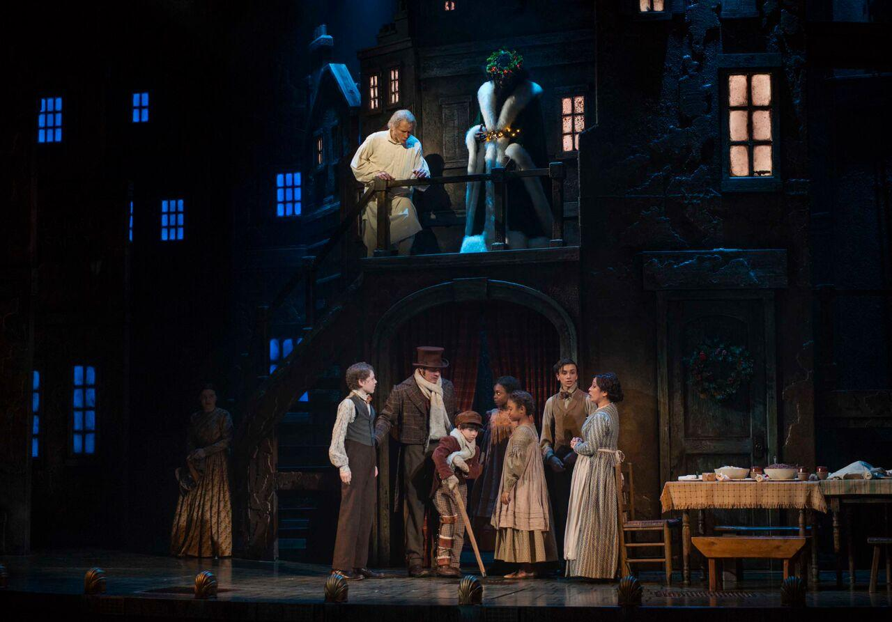 view slideshow 1 of 6 - Christmas Carol Script