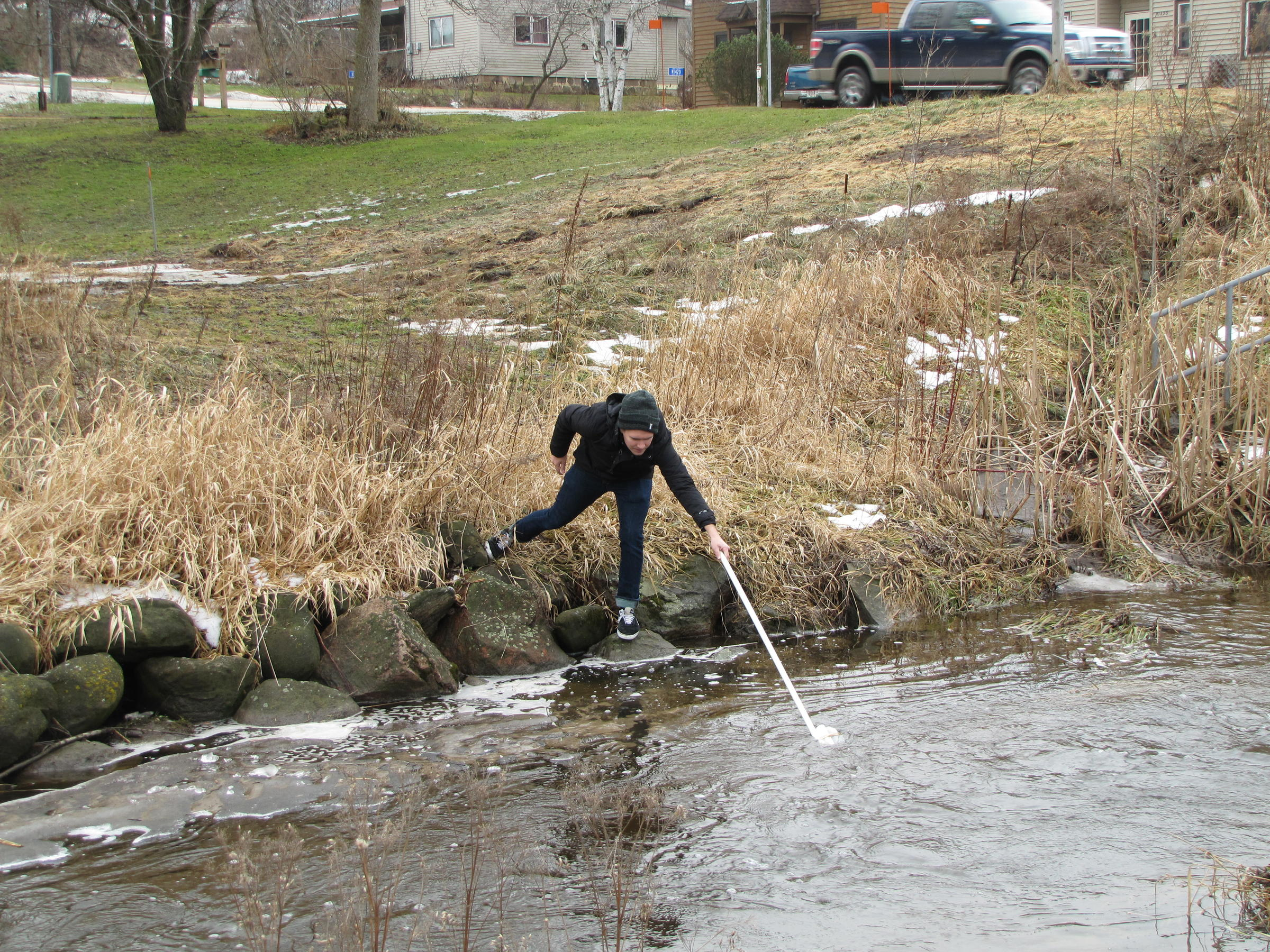 Milwaukee Riverkeeper Reports Basin Is Far From Fishable and ...