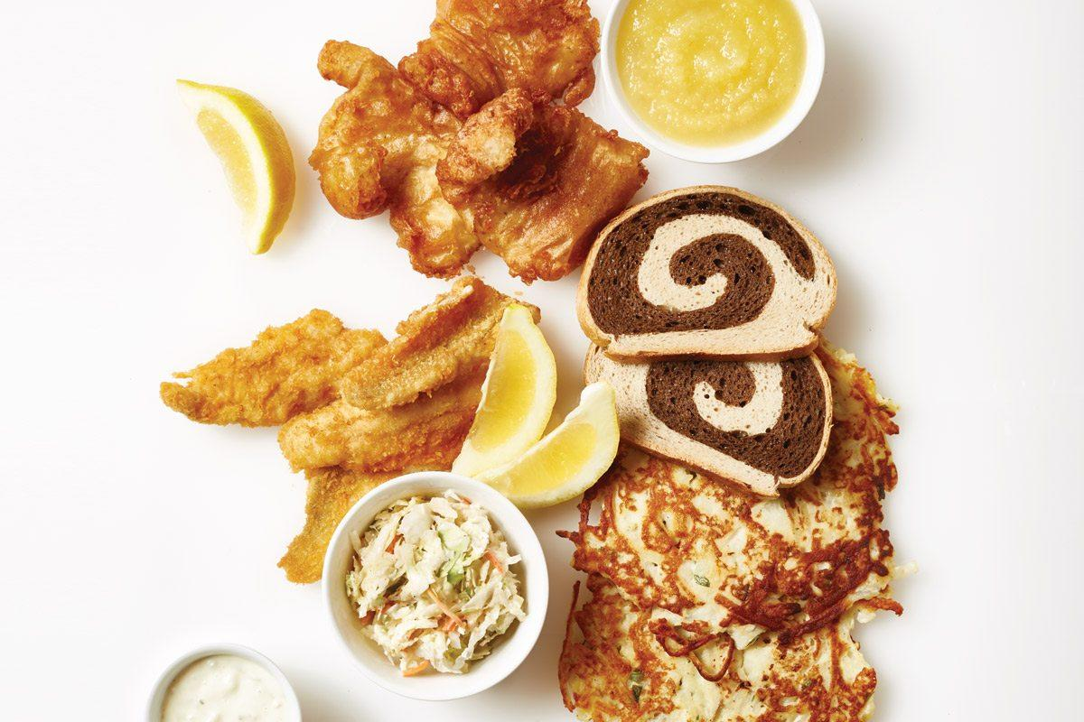 Where to find the best milwaukee fish frys wuwm for Best fish fry milwaukee