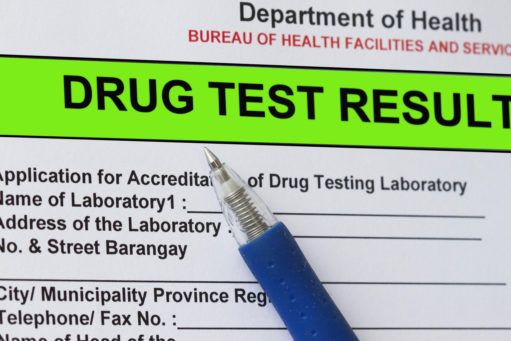 Wisconsin Takes Step Toward Drug Testing For Medicaid Recipients