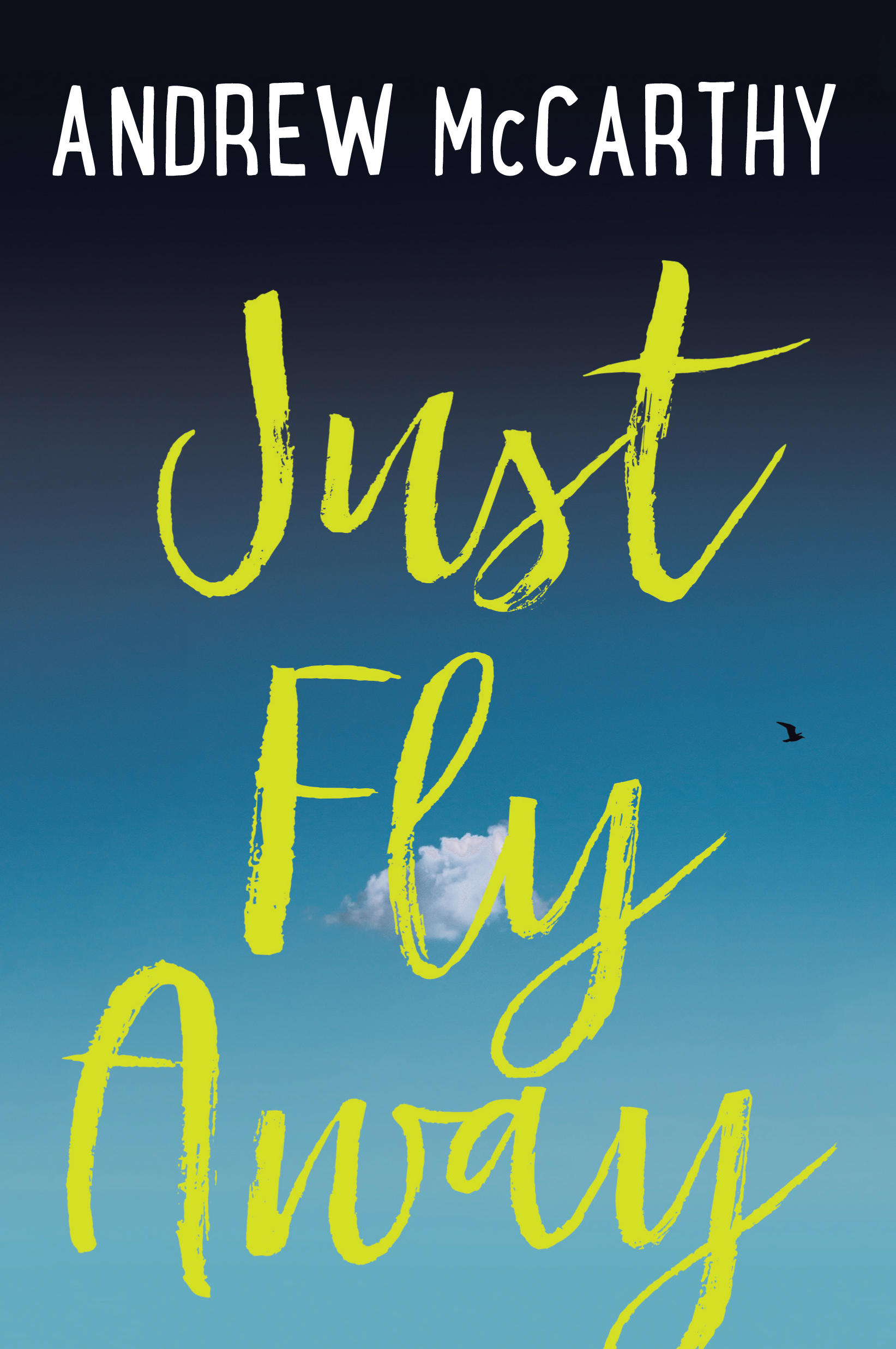 Andrew Mccarthy Adds Young Adult Author To Resume With Just Fly