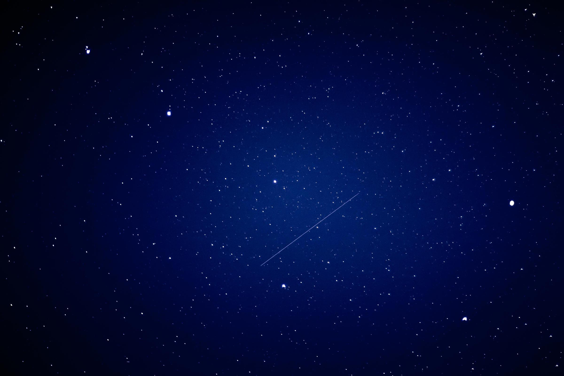 Big Dipper Goodbye Orion, ...