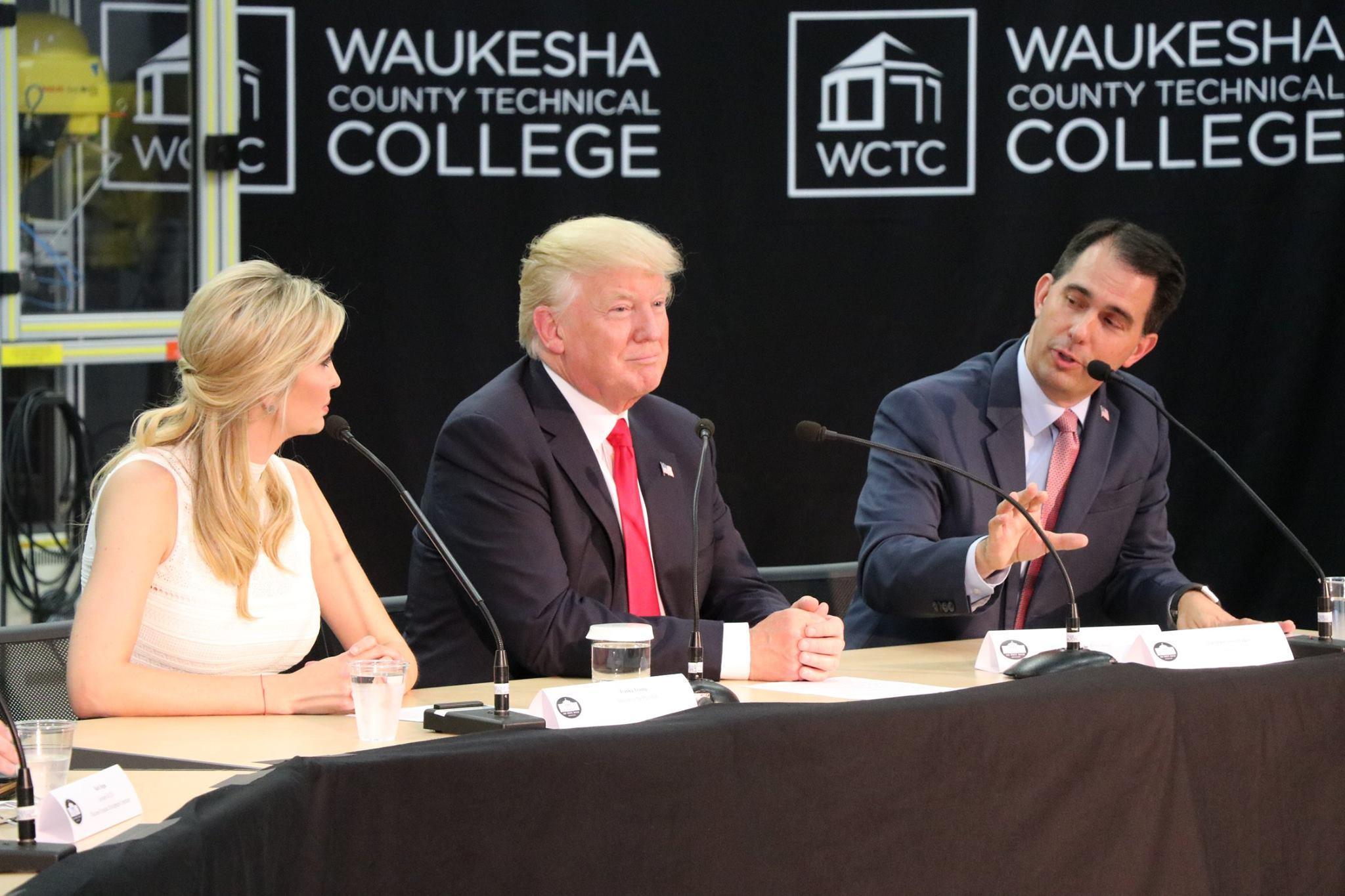 Trump to visit Wisconsin to fill skills gap