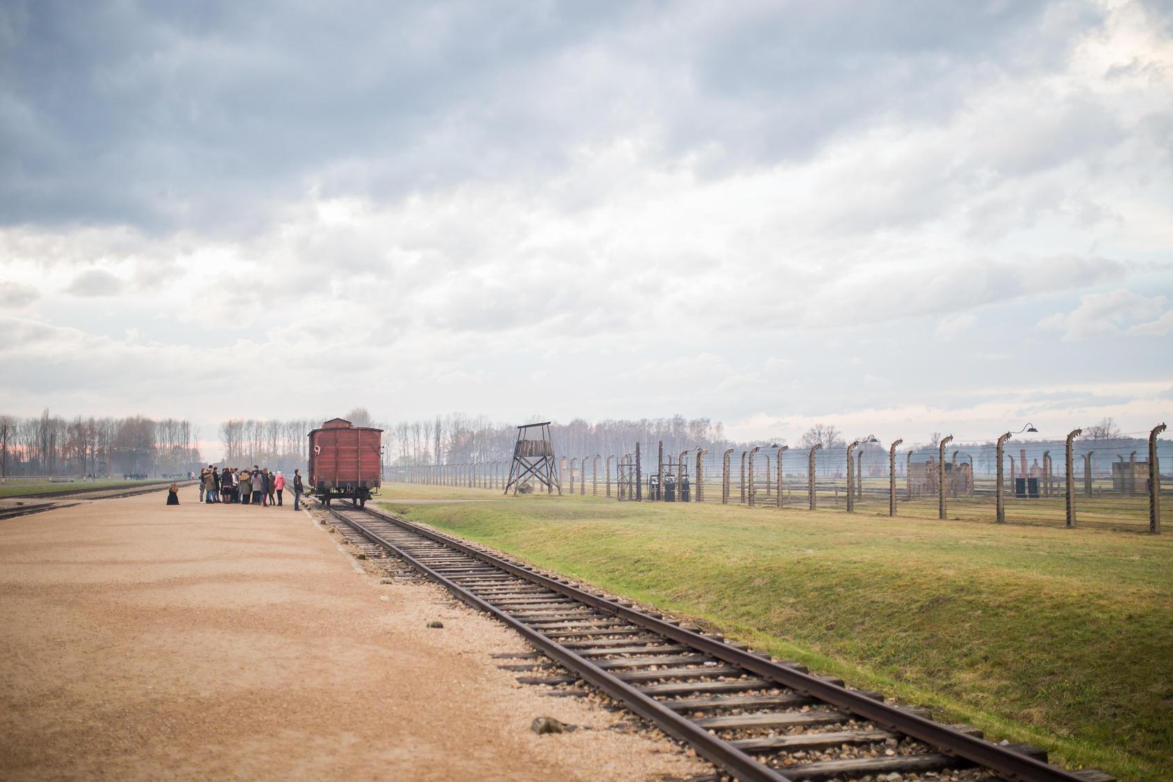 essay a former neo nazi s auschwitz wuwm auschwitz birkenau concentration camp